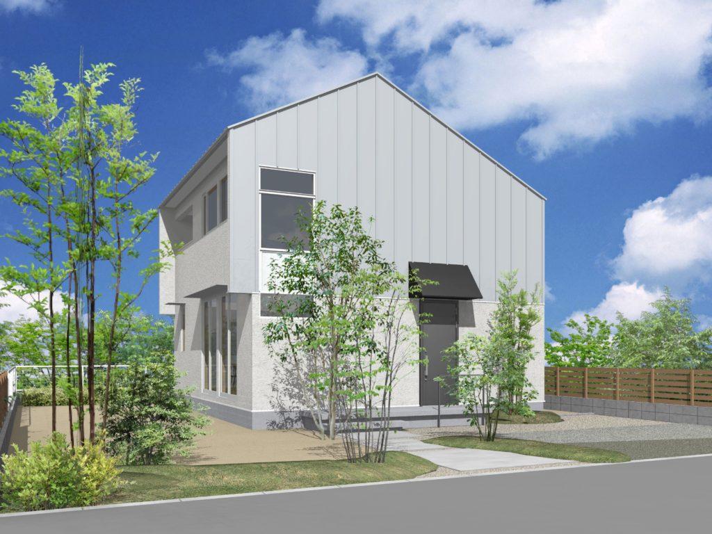 ※新築プランのイメージです。現地に建物は建っておりません。